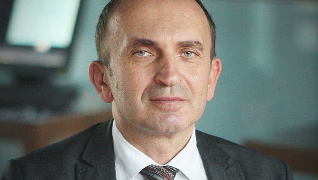 Franci Demšar, direktor Nacionalne agencije RS za kakovost v visokem šolstvu.