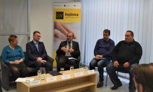 Razprava ob podelitvi certifikata A3C